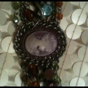 Jewelry - Cameo Bracelet & Shirt SOLD @cheryl2007