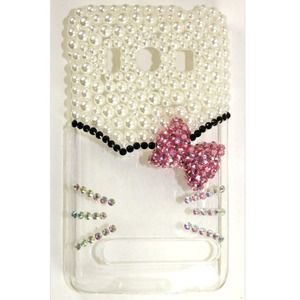 Accessories - Hello Kitty HTC Evo 4G Case