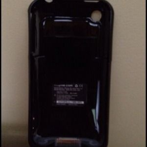 iPhone 3 backup battery case