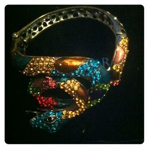 Reduced: Baublebar Snake bracelet