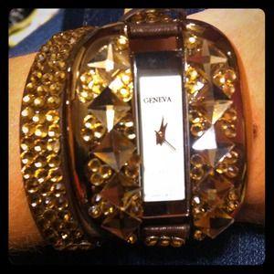 Brand new double wrap watch