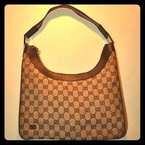 Gucci Handbags - Authentic Gucci Hobo$180$150