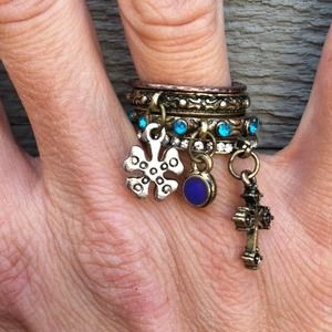 Jewelry - NWOT! Stackable Rings!!