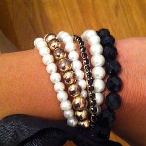 Brand NEW bebe bracelet set