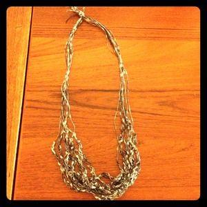 Jewelry - Handmade Woven Necklace