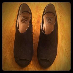 Pour la Victoire Shoes - Suede Pour Le Victoire booties
