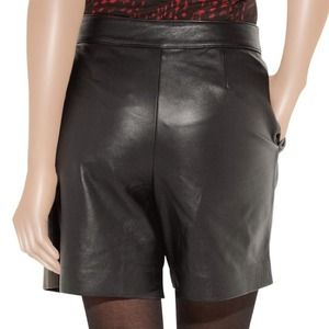 Juicy Couture Other - Bundle for eyeyel: leather shorts &neon stripe top