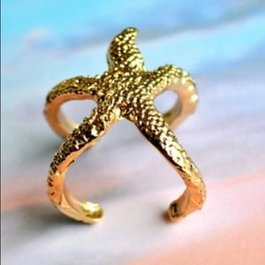 Jewelry - Starfish in Paradise Ring