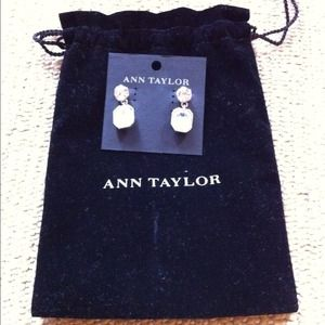 Ann Taylor Accessories - Sold in Bundle - Ann Taylor Crystal Earrings