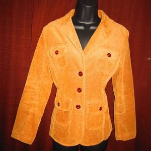 Willi Smith Jackets & Blazers - Beautiful Corduroy Blazer