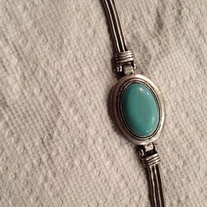 Jewelry - Bracelet turquoise/silver
