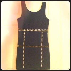 Dresses & Skirts - Studded Bodycon dress