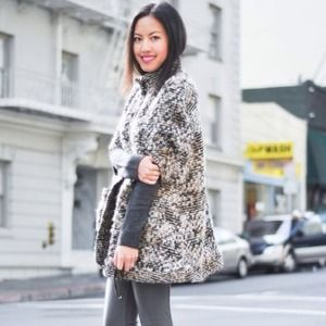 Zara Jackets & Blazers - Zara Cape