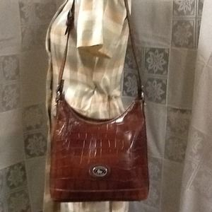 Dooney & Bourke Handbags - 💰Reduced💰Brown Leather Dooney & Bourke Bag