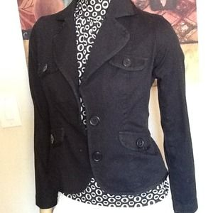 Paris blues  Jackets & Blazers - Black blazer