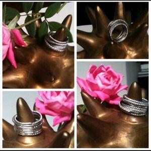 David Yurman Jewelry - David Yurman Crossover Pave Diamond Ring 2