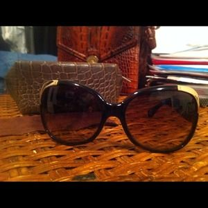 Oversized Michael Kors Sunglasses