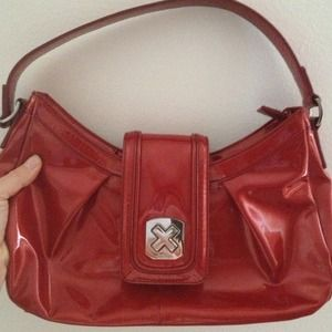 Handbags - Small to medium patent leather bag. **Now reduced*