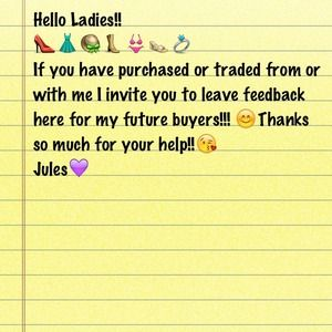 Other - Trades welcome and save with Paypal! 💰