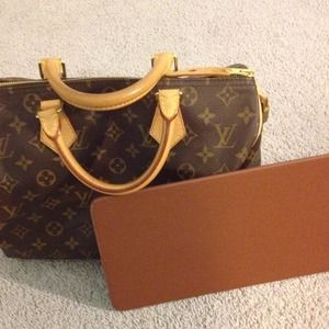 Louis Vuitton Handbags - Sold....Authentic LV Speedy 30
