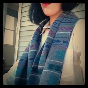 Yves Saint Laurent Accessories - @yyallue only - Yves Saint Laurent wool scarf
