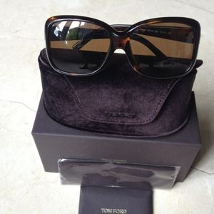 Tom Ford Accessories - Tom Ford Tatiana Sunglasses