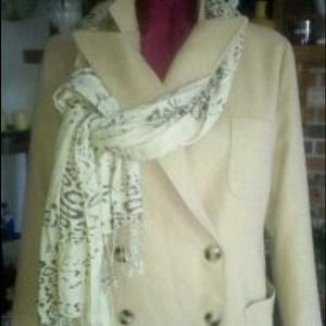 Babe Didrikson Jackets & Blazers - Vintage peacoat