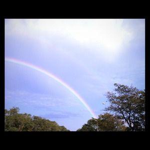 Beautiful rainbow to enjoy!