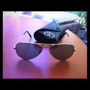 Ray-Ban Accessories - Reserved for Charlene