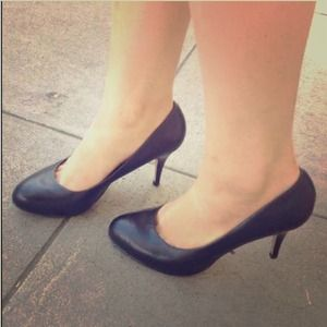 "ALDO Shoes - Basic Black ""Stever"" Pumps"