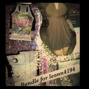 Other - 💢Sold💢Bundle for leann4194