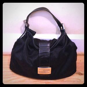FENDI Handbags - Fendi Hobo Bag bought at Sacks
