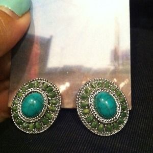 NEVER WORN - Urban Outfitters Earrings