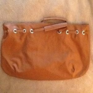 Handbags - NWT Camel Handbag/Tote