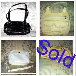 Handbags - Bundle of 4 purses 4 $20 or separate 4 $15 each