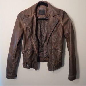 Zara Moto Jacket