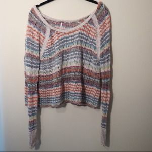 HOLD for caitlynalese! FP and H&M sweater bundle