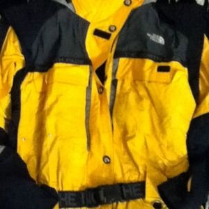 North face steep rendevous jacket