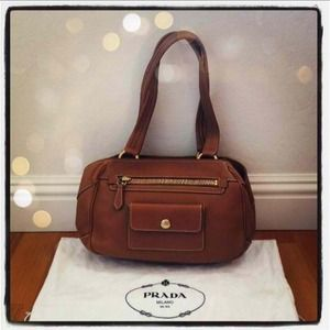 Prada Handbags - Prada Shoulder Bag