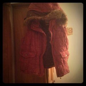 Outerwear - Xl hooded vest