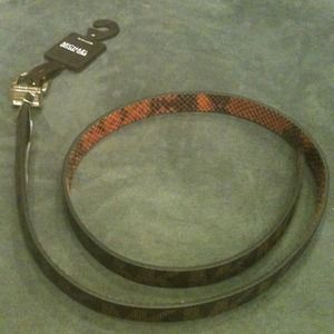 Michael Kors Other - 👄REDUCED👄Michael Kors leather REVERSIBLE belt