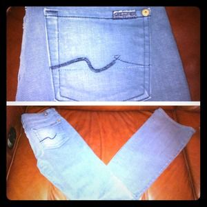 New Seven for All Mankind 7FAM Bootcut  26 2 XS