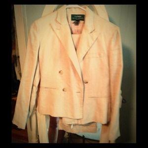 Ralph Lauren Other - ❤️Ralph Lauren linen suit