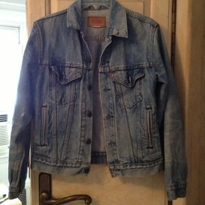 Denim - ::reserved::::Levi  denim jkt