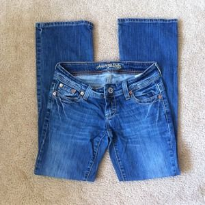 American Eagle Outfitters Denim - LIKE NEW American Eagle Artist Jeans