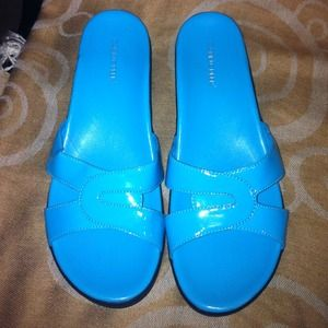 ✨Reduced✨Bright Blue Flats