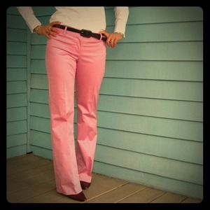 Express Pants - Express design studio pink editor pants