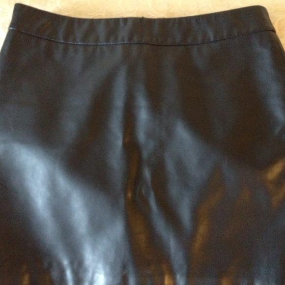 Forever 21 Skirts - Leather skirt