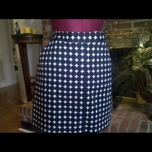 Dresses & Skirts - Reduced. Black & white skirt