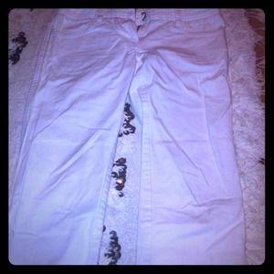 Phillip Lim 3.1 White Jeans